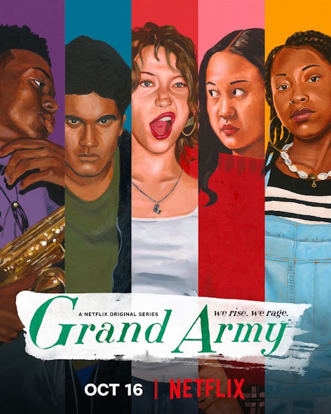 Grand Army Season 1 Dual Audio Hindi 720p HDRip