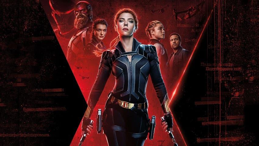 Рецензия на фильм «Чёрная Вдова» - совершенно проходной кинокомикс Marvel