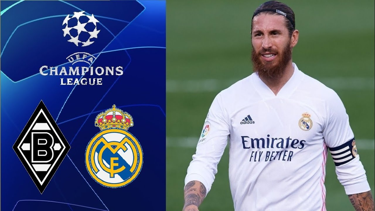 Where to watch Real Madrid vs. Borussia Monchengladbach of the Champions League 2020-2021: Where to watch, TV, channel and Streaming