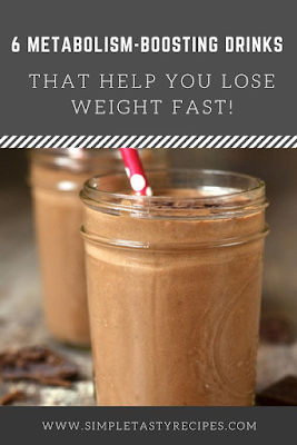 6 metabolismboosting drinks that help you lose weight