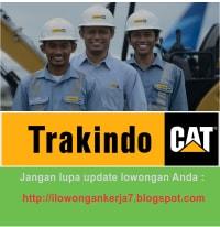 Lowongan Kerja PT Trakindo Utama