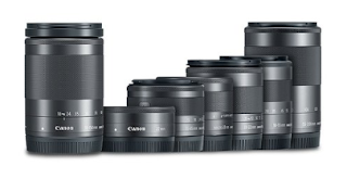 Kumpulan Kamera Canon dengan Lensa Terbaik