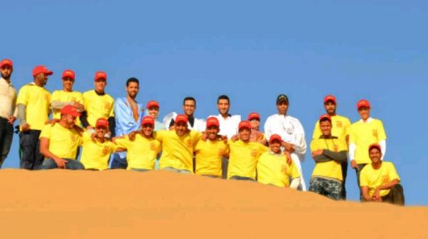 المدرب الدولي سعيد بوعشراوي يشرف على دورة تكوينية دولية في الانقاذ المائي بالعيون