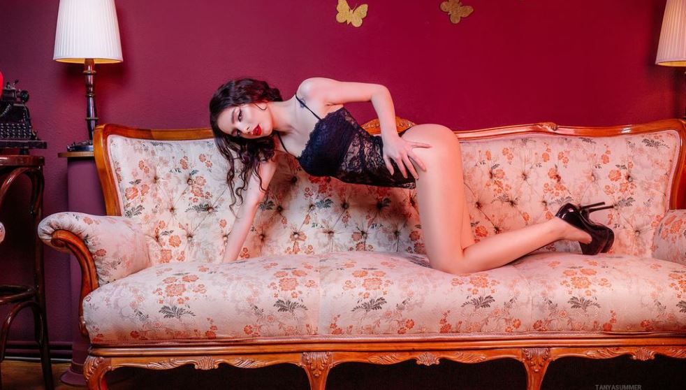 TanyaSummer Model GlamourCams