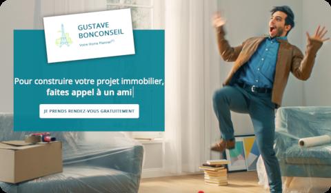 Gustave BonConseil by Crédit Agricole d'Île de France