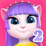 my talking angela 2 mod apk Unlimited Coins and Diamonds and diamonds