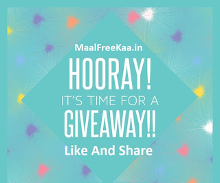 Giveaway Time Contest