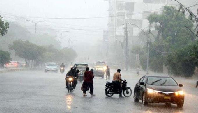 سندھ بشمول کراچی کے موسم کی تازہ ترین صورتحال