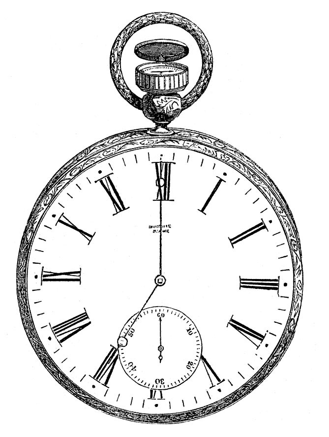 clipart of watches and clocks - photo #20