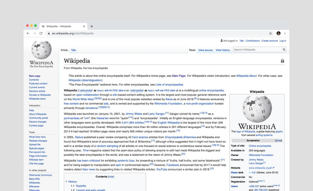 Wikipedia Backlink: Make a Quality Backlink on Wikipedia