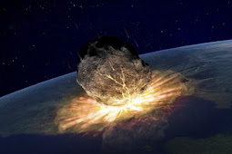 Asteroid Akan Hantam Bumi Bulan Depan?