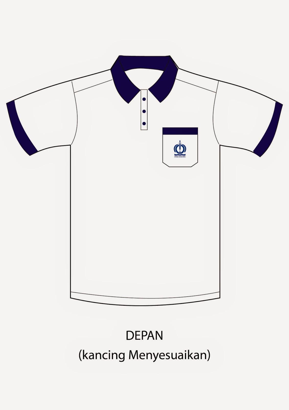 Polo_STEMBI-01 Order Kaos Polo Kampus STEMBI Bandung