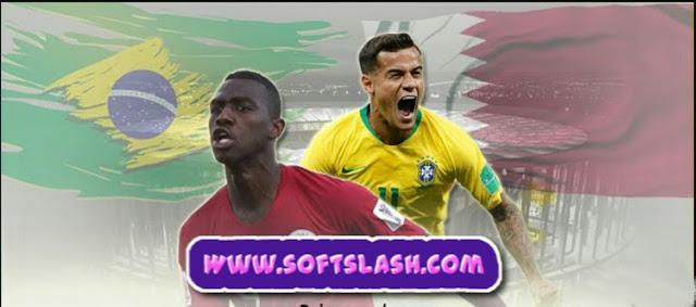 شاهد مباراة البرازيل ضد قطر مباشر live أو عبر iptv بدون تقطيع