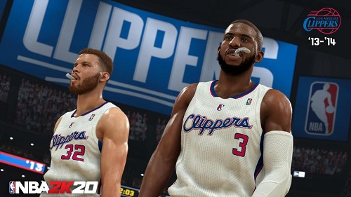 NBA 2K20 launched with bugs & microtransactions