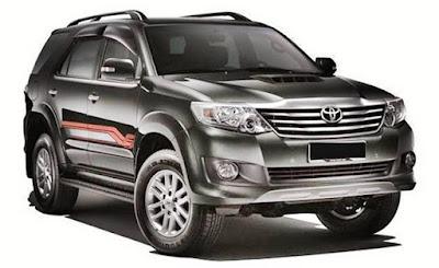 2016 Toyota Fortuner Australia Concept & Design
