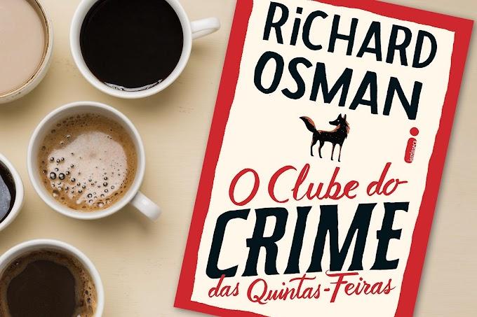 O Clube do Crime das Quintas-Feiras | Richard Osman