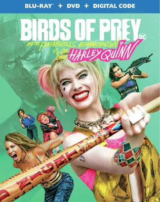 Birds of Prey Harlin queen 2020 download