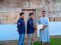 Komil Lampung Sebar Paket Sembako di Lampung Tengah