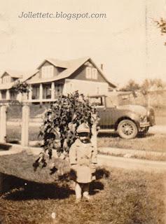 Orvin Jr. at Davis home Shenandoah, VA https://jollettetc.blogspot.com