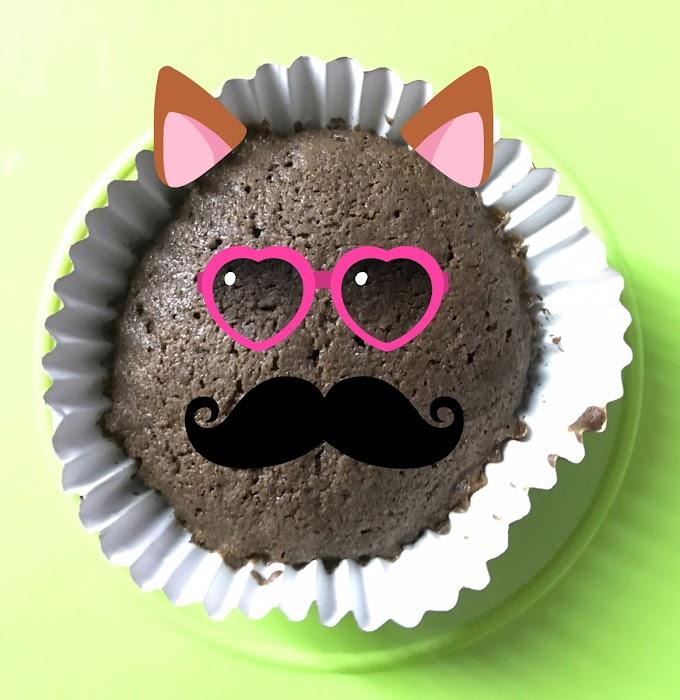 Resepi Cupcake Chocolate mudah dan sedap