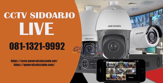CCTV Sidoarjo Live #Murah & Bergaransi