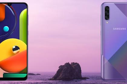 Official Firmware Samsung Galaxy A50s SM-A507FN