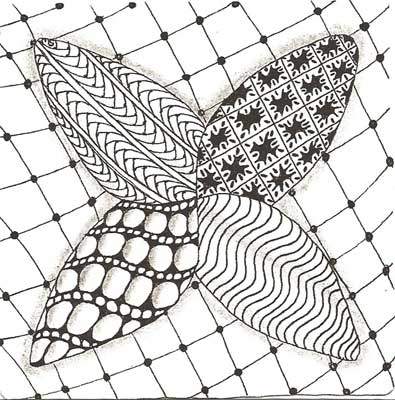 Life at Stamping Details: Zentangle Basics with Suzanne