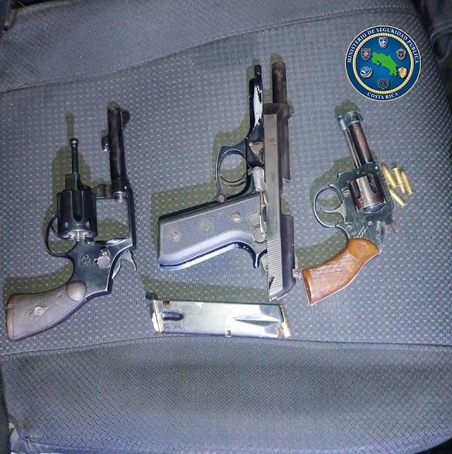 Fuerza Pública detuvo a tres hombres quienes aparentemente estarían vinculados con un herido de bala