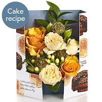cake recipe illustration, cake illustration, food illustration, freelance illustrator, watercolour illustrator,