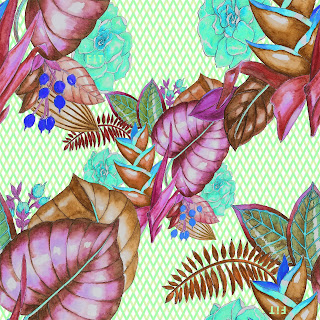 Green garden-repeat-textile-design-210059