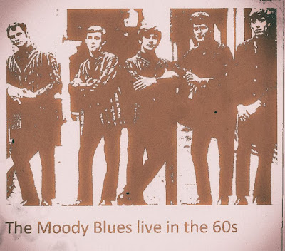 THE MOODY BLUES LIVE IN THE SIXTIES Part 1