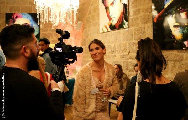 @ninacherryoff parmi les influenceurs de Montpellier participant à la vidéo #BeautyPartyMontpellier de @remiclic