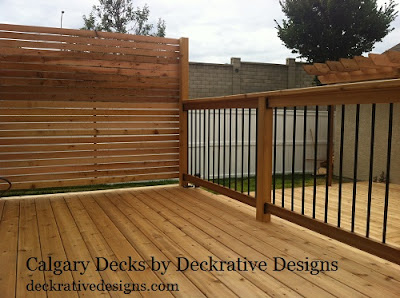 calgary deck pictures
