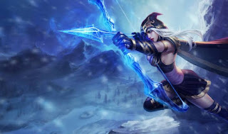 Ashe guide league of legends wild rift
