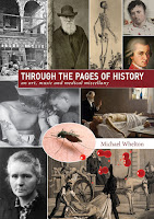 Through the Pages of History by Michael Whelton - front cover