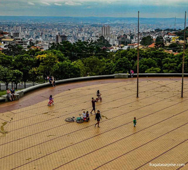 Praça do Papa, Belo Horizonte