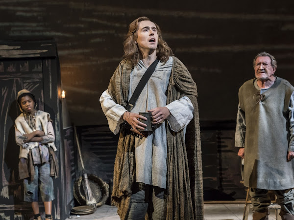 Saint George and the Dragon, National Theatre | Review