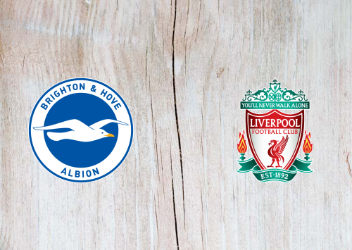 Brighton & Hove Albion vs Liverpool -Highlights 28 November 2020