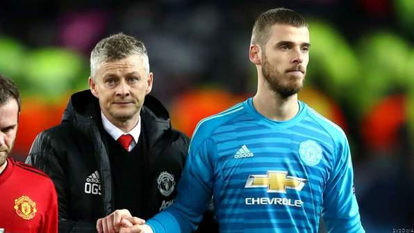 De Gea : Man Utd Will Fight to Death for Solskjaer