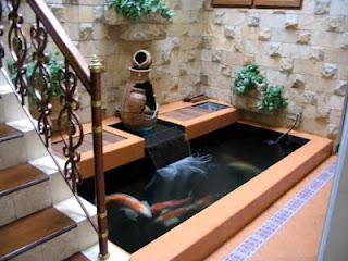 jasa taman kolam surabaya