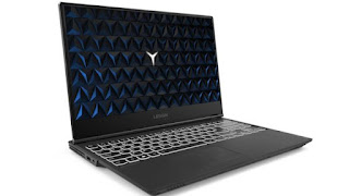 Perangkat keras dan notebook Lenovo Legion,