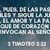 2 Timoteo 2:22