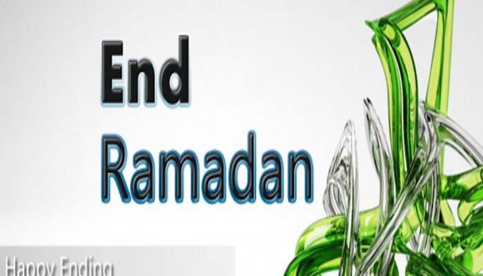 A Job Well Done To All The Muslim Faithful Across The World At The Closure Of Their Ramadan Fasting