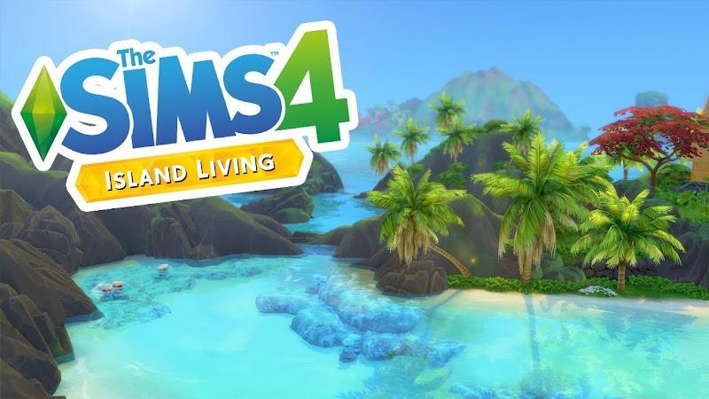 THE SIMS 4 FULL DLC V1.52.100.1020 (ISLAND LIVING)