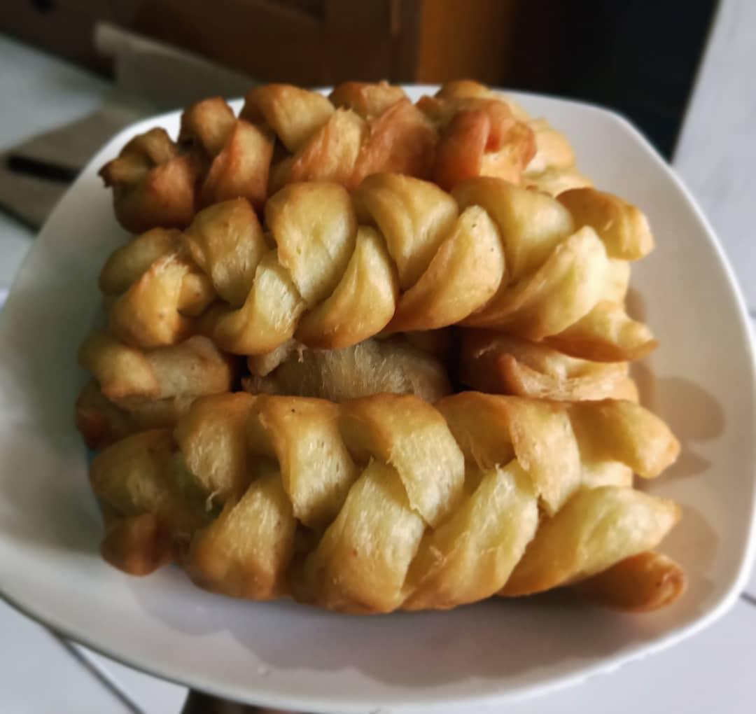 Roti Pisang Kepang