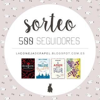 http://laconejadepapel.blogspot.com.es/2017/04/sorteo-500-seguidores.html