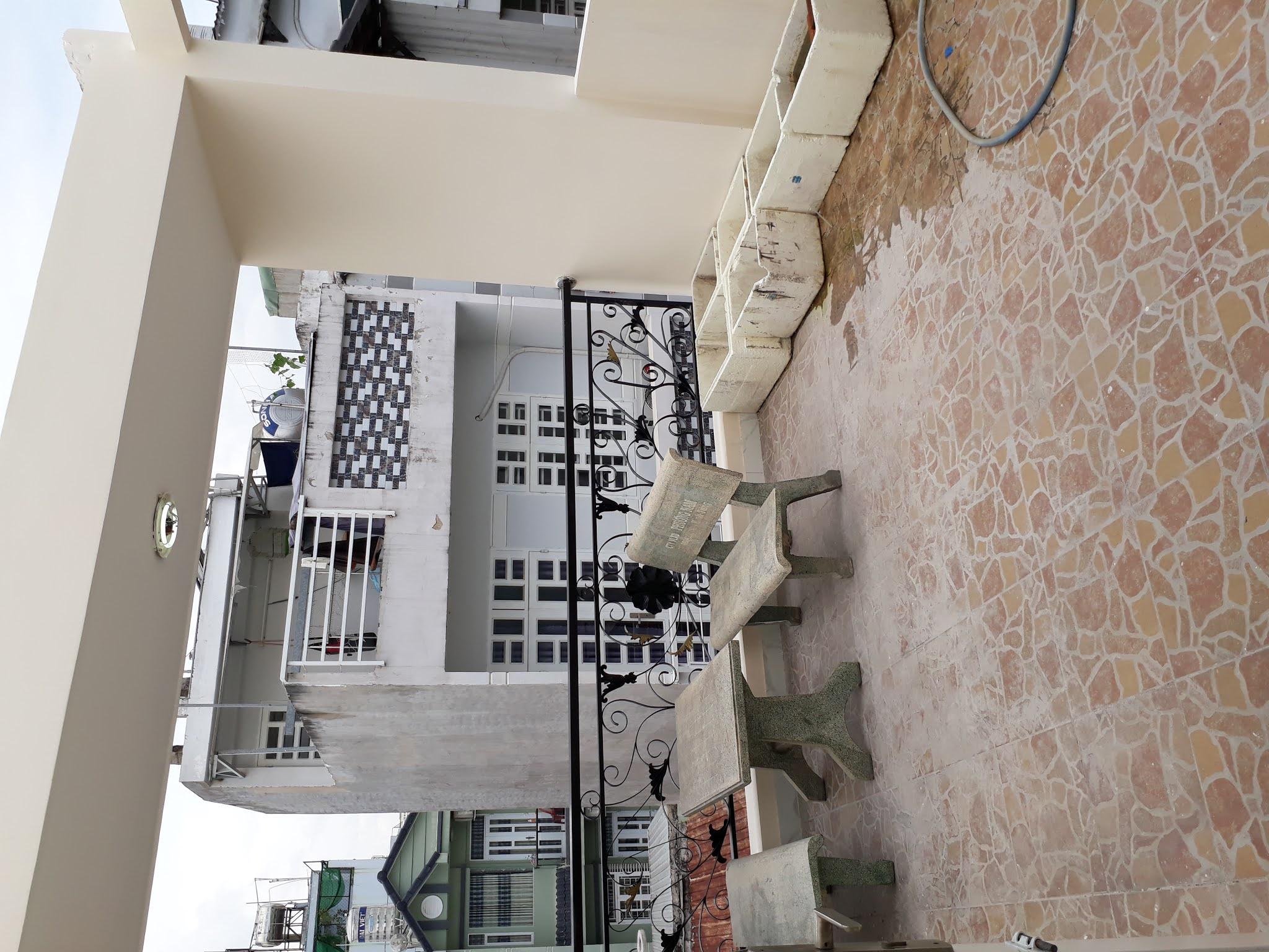 Bán nhà hẻm 441 Lê Văn Quới phường Bình Trị Đông A quận Bình Tân DT 4x10m đúc 3,5 tấm