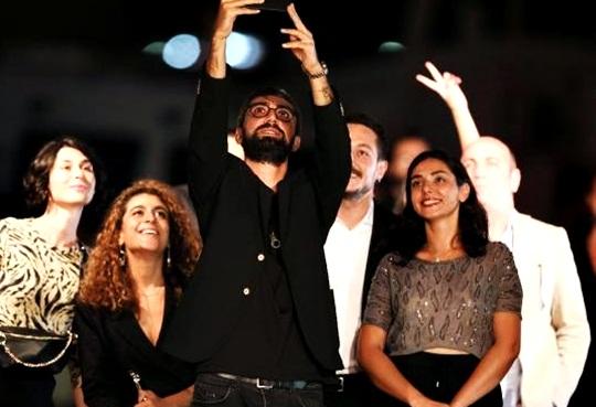 57th Antalya Golden Orange Film Festival witnessed the parade of stars! 'Red carpet' elegance experienced