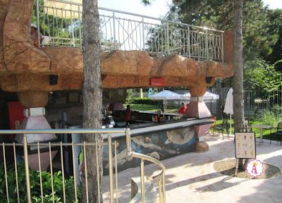 Кафешка в водно-развлекательном комплексе Aquamania Albena