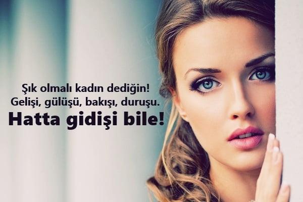 En Güzel Kadın Sözleri ve Kadınlarla İlgili Sözler